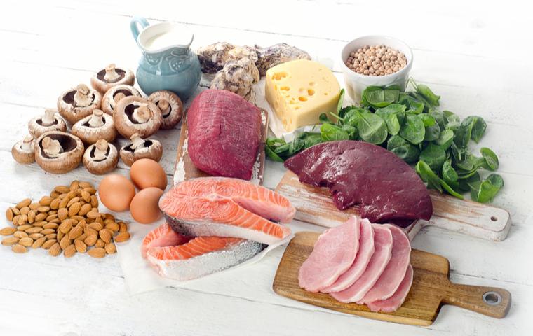ビタミンb2を含む食材
