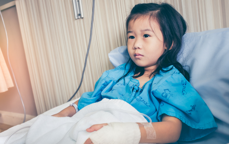 子供 入院