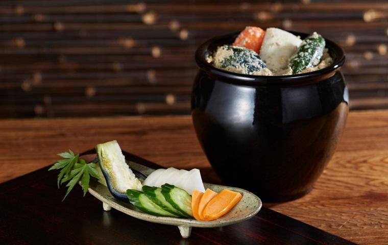 日本食は植物性乳酸菌が多い