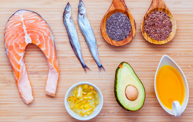 DHA・EPAを多く含む食品